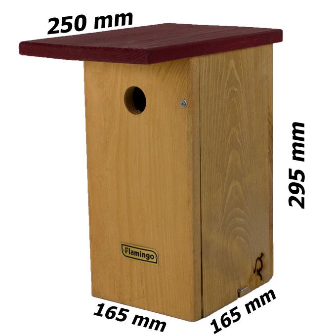 meisenkasten kohl meisen nistkasten nistk sten vogel h u chen vogel haus. Black Bedroom Furniture Sets. Home Design Ideas