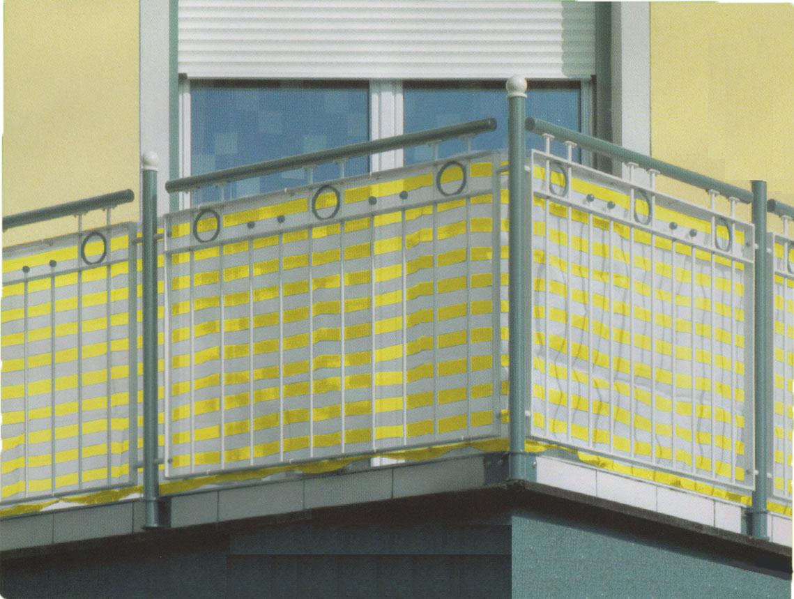 Balkon Sichtschutz Windhager Balkon Blende 5 Meter hochwertiger