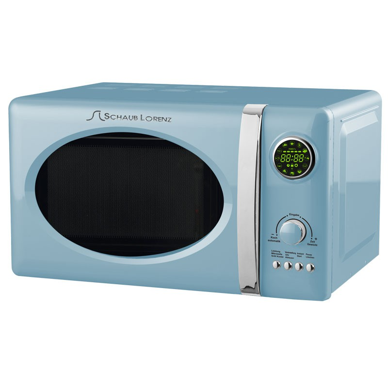 schaub lorenz 800 watt mikrowelle grill display 23 liter. Black Bedroom Furniture Sets. Home Design Ideas